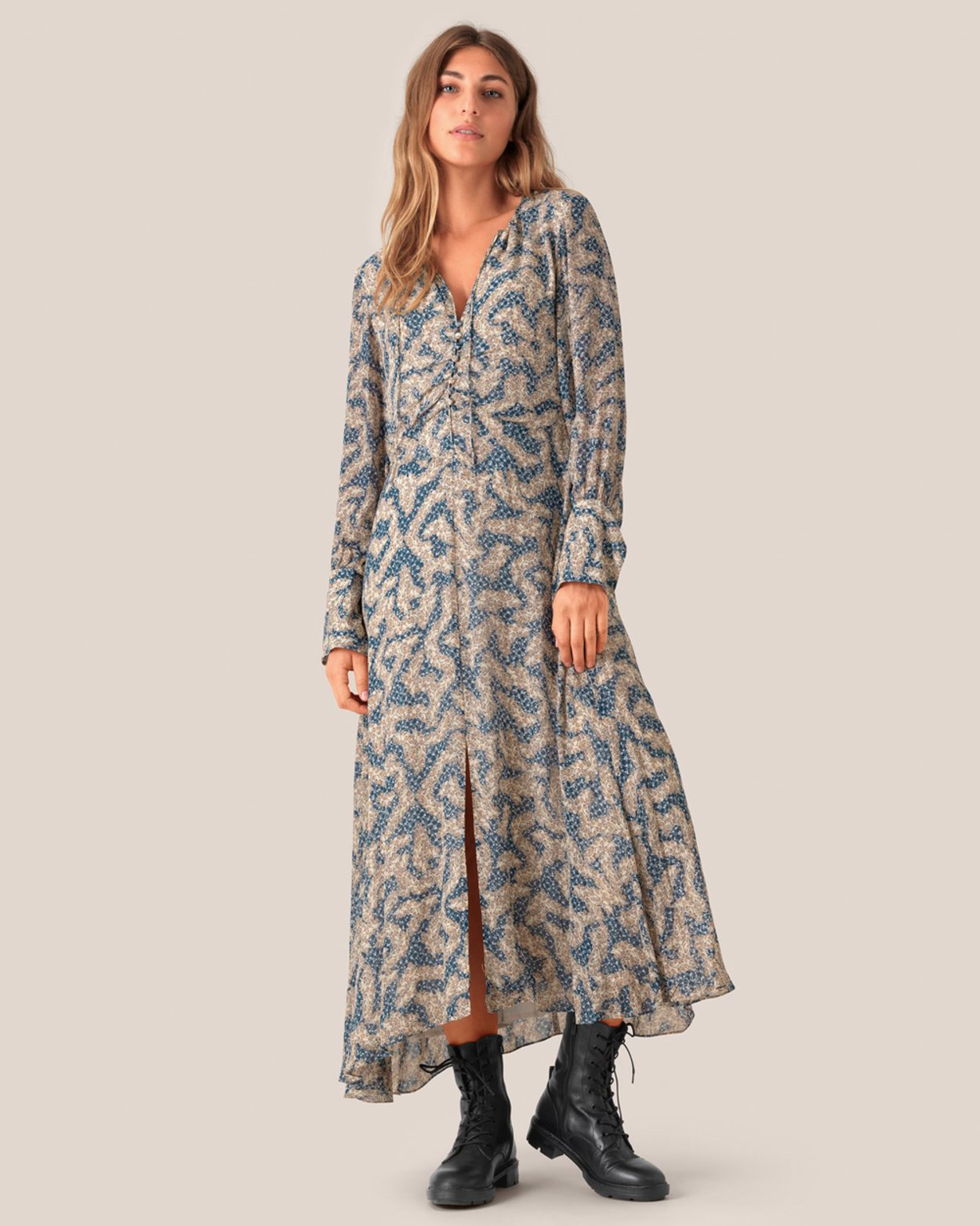 Wildly Midi Dress