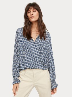 Wrap-Over Top