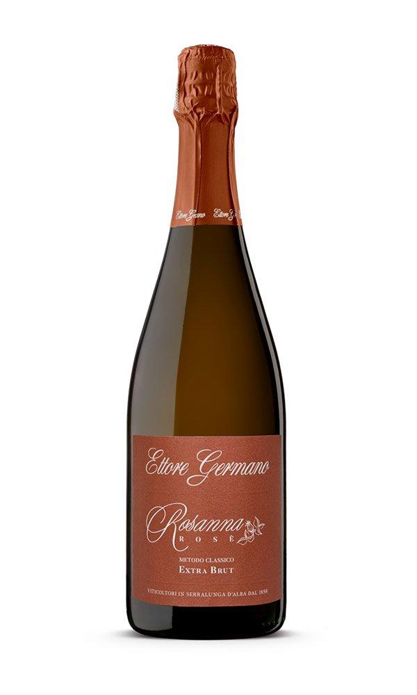 Libiamo - Spumante Rosé Brut Rosanna By Ettore Germano (Italian Sparkling Rosé Wine) - Libiamo